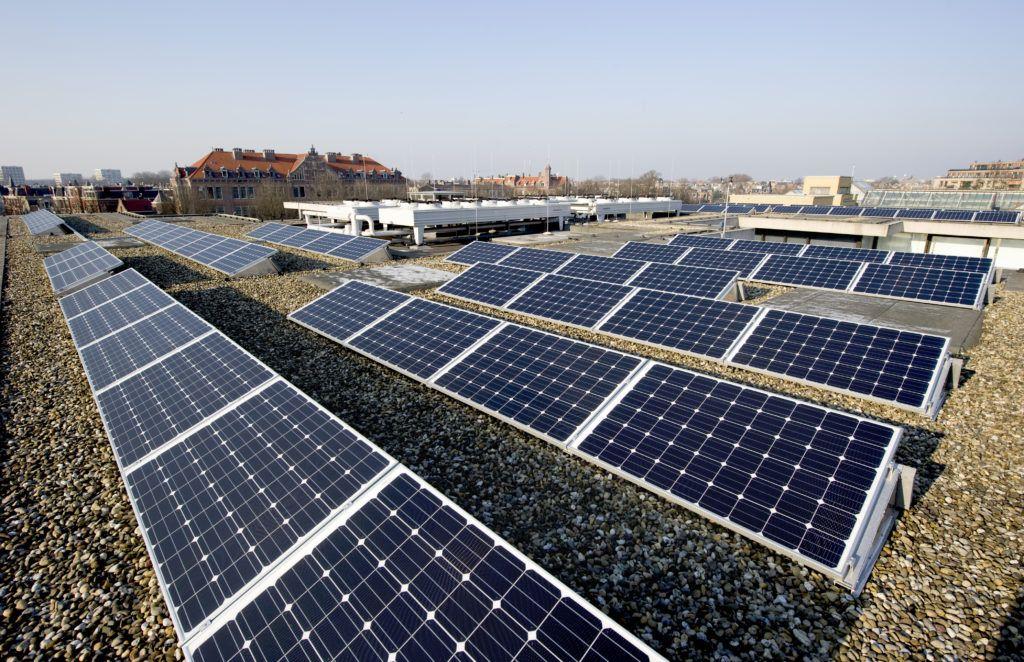 gemiddelde opbrengst zonnepanelen per dag