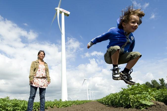 Greenpeace électricité verte