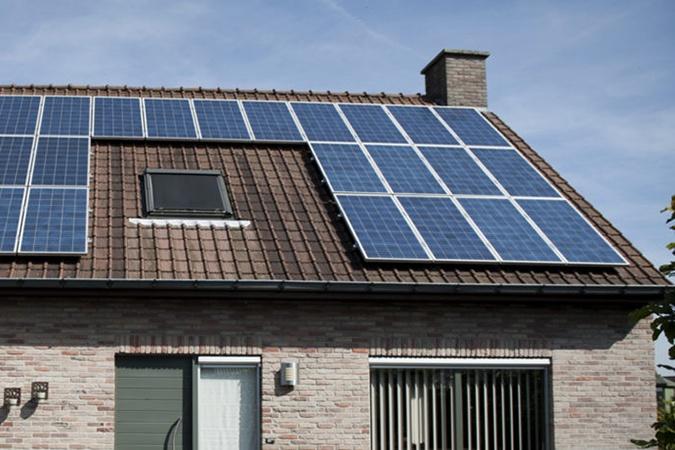Rendement panneaux solaires