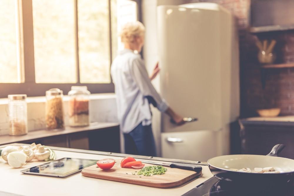 consommation vieux frigo
