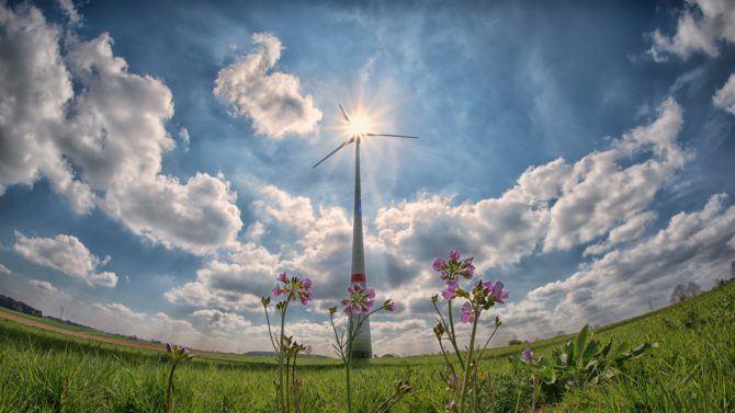 hoe werkt windenergie