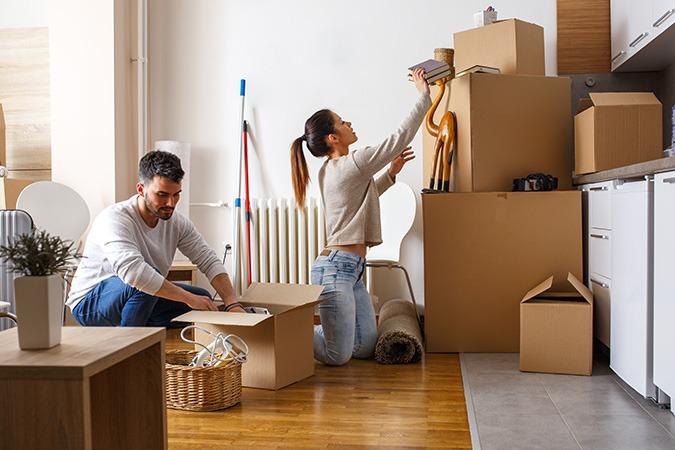 Eneco déménagement