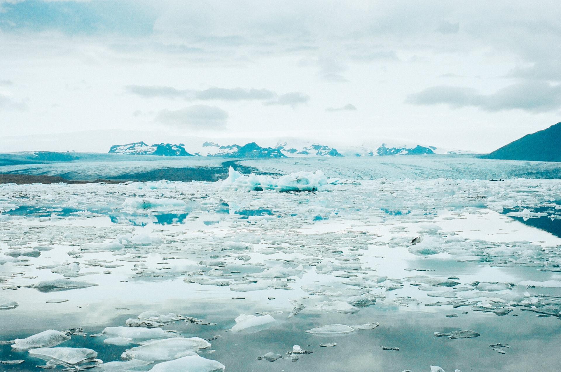 ijskappen smelten