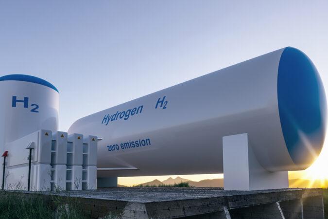 De rol van waterstof binnen de energietransitie.